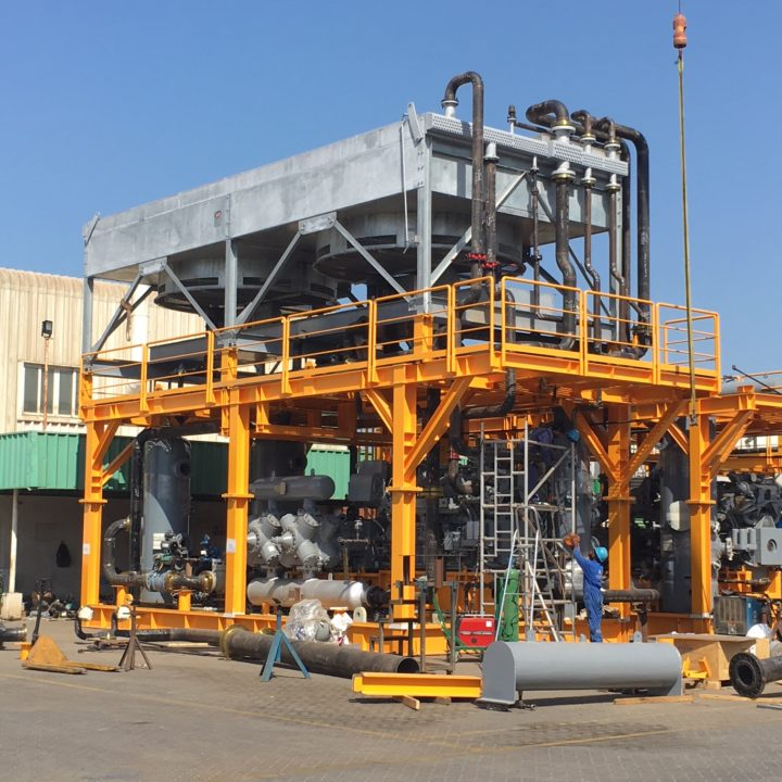 Oilfields Supply Center Limited Agreed A Distributor Agreement With